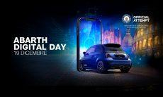 Abarth entra Guinness Book com maior reunião virtual de carros