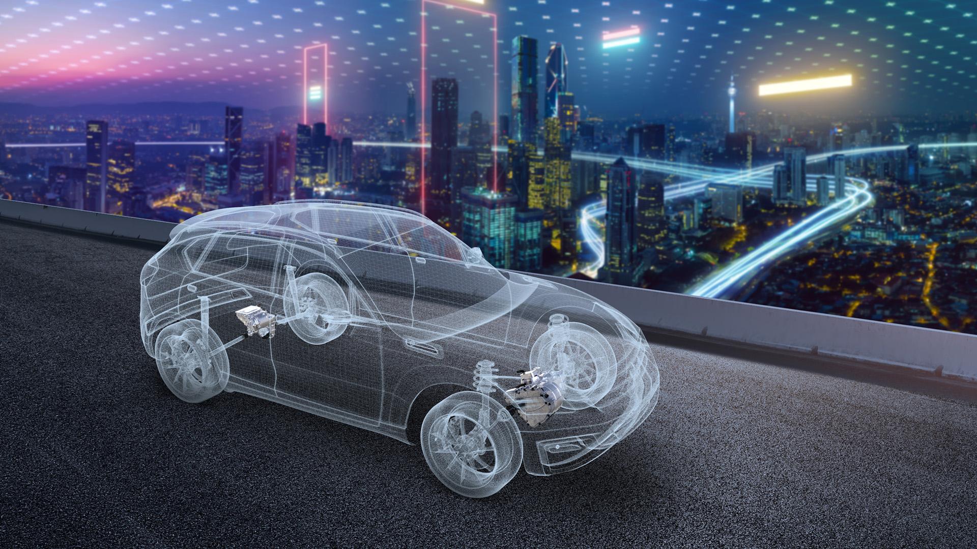 LG e Magna se unem para fazer motores e componentes para carros elétricos