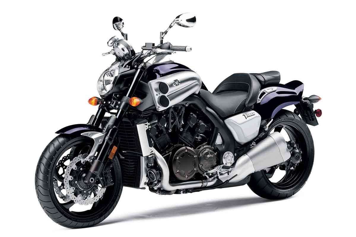 Yamaha encerra a produção da V-Max Power Cruiser. Foto: Divulgação