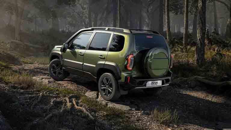 Fabricante russo lança o novo Lada Niva Travel 2021. Foto: Divulgação