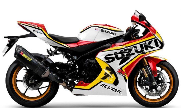 Suzuki GSX-R1000R Legend Edition comemora título na MotoGP