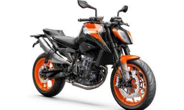 KTM Duke 890 2021. Foto: Divulgação