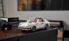 """Porsche 911 ganha novo kit """"dois em um"""" da Lego"""
