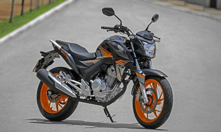 Honda CB 250F Twister 2021 estreia com novas cores e grafismos