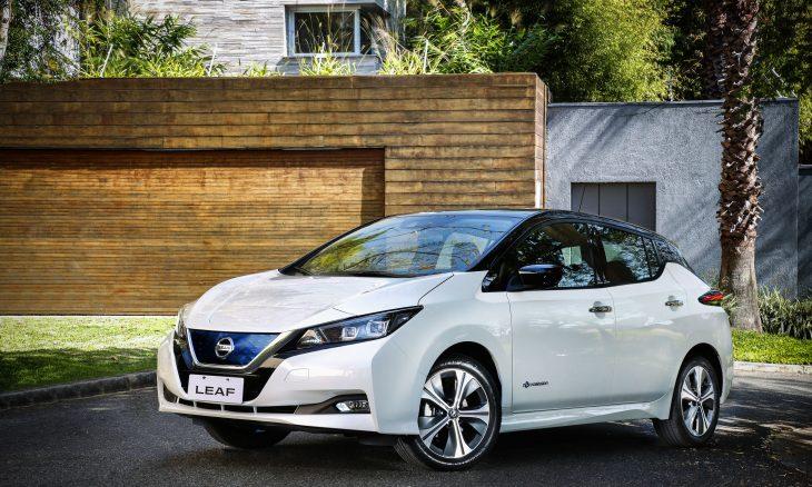 Nissan Leaf atinge a marca de 150 unidades vendidas no Brasil