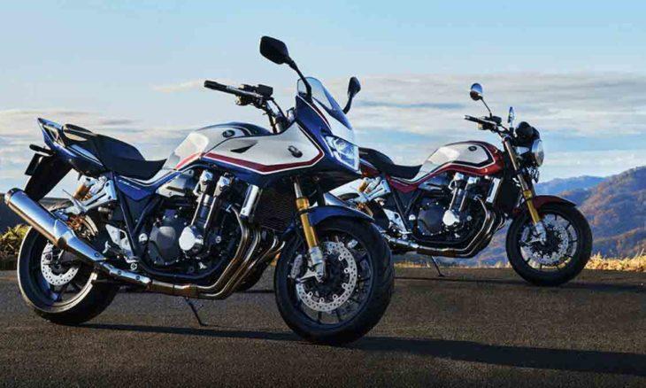 Honda lança as novas CB1300 Super Four e Super Bol D'Or . Foto: Divulgação