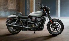Harley–Davidson termina com a linha Street nos EUA. Foto: Divulgação