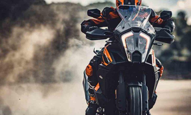 KTM lança a nova e espetacular 1290 Super Adventure S. Foto: Divulgação