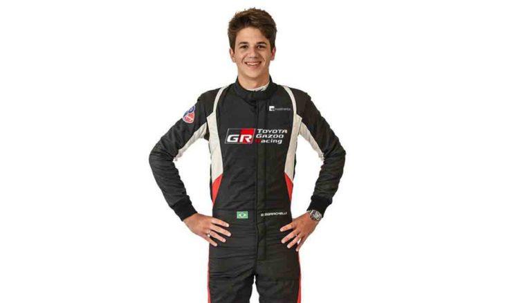 Filho de Rubinho, Dudu Barrichello vai competir na Europa em 2021. Foto: Divulgação
