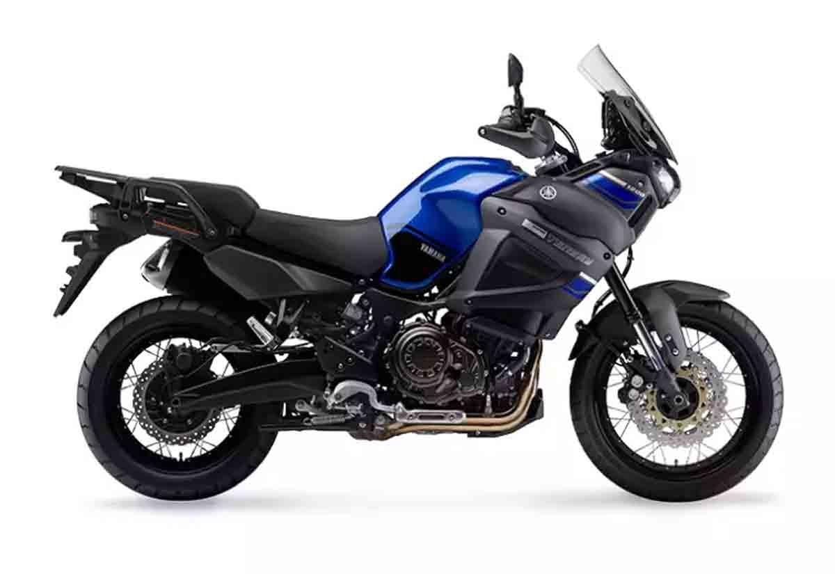 Yamaha Super Ténéré 1200 deixa de ser produzida. Foto: Divulgação