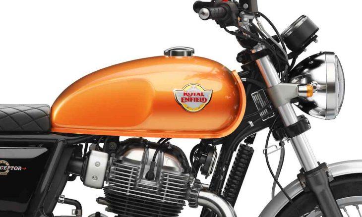 Royal Enfield emplaca os dois primeiros lugares no ranking de motos custom mais emplacadas em 2021. Foto: Divulgação
