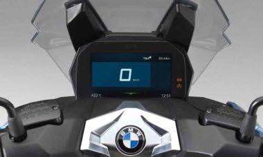Ladrões agora estão roubando painéis digitais das motos de última geração. Foto: Divulgação