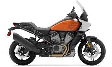 Harley-Davidson lança oficialmente a Pan América 1250 por R$ 96.200. Foto: Divulgação