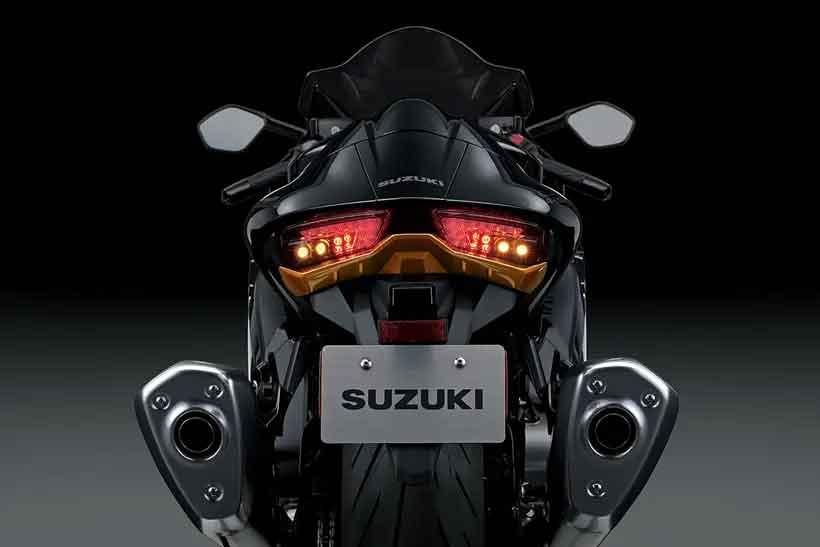 Suzuki  lança a terceira geração da lendária hiper-desportiva Hayabusa por mais de R$ 125 mil. Foto: Divulgação