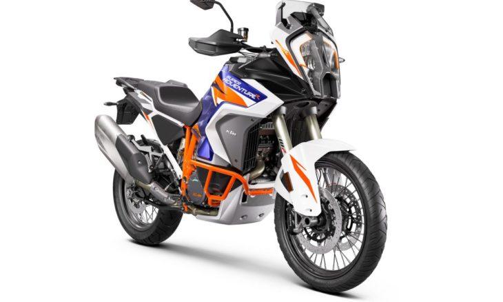 KTM revela a nova 1290 Super Adventure R