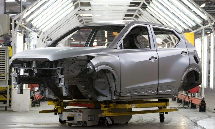 Novo Nissan Kicks já está em produção no Brasil