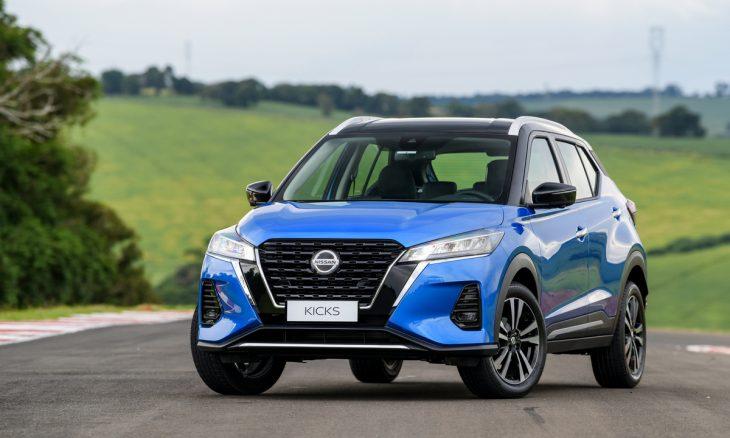 Novo Nissan Kicks estreia com preços a partir de R$ 90.390