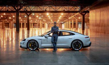 Porsche Taycan entra para o Guinness Book com recorde de velocidade em espaço fechado