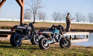 Conheça a Volcon Runt, uma moto elétrica off-road para crianças