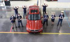BMW atinge marca de 25 mil Série 3 montados em Araquari (SC)