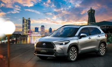 Toyota lança site para novo Corolla Cross