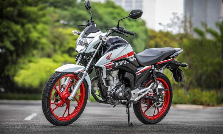 As 20 motos mais vendidas no Brasil em janeiro. Foto: Divulgação