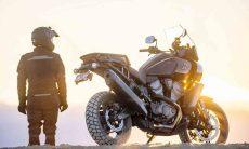 """Harley-Davidson Pan America apresenta recurso que se adapta para pilotos """"baixinhos"""". Foto: Divulgação"""