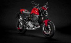 A nova Ducati Monster não só será mais leve, como também será mais barata . Foto: Divulgação
