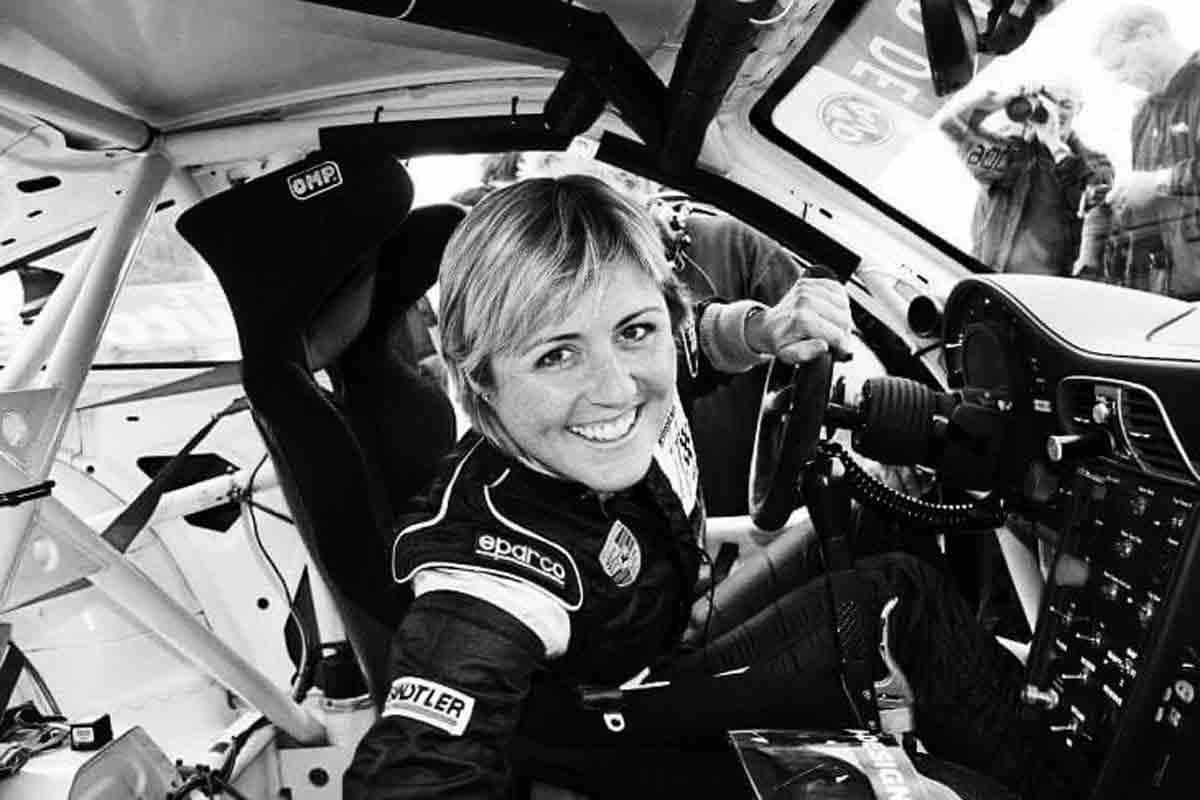 Sabine Schmitz, apresentadora do Top Gear morre aos 51 anos. Foto: reprodução Instagram