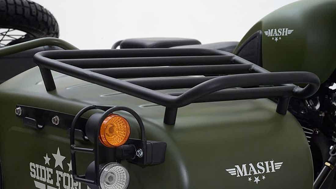 Mash Side Force 400. Foto: Divulgação