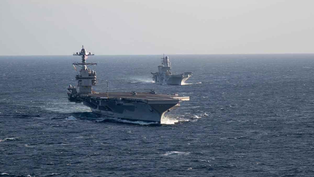 2021 marca o 160º aniversário da Marina Militare. Foto: Reprodução Twitter