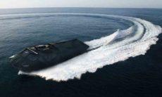 Conheça o Storm, um blindado de 2.500 cv que atinge 140km/h e ainda pode andar na água. Foto: Divulgação