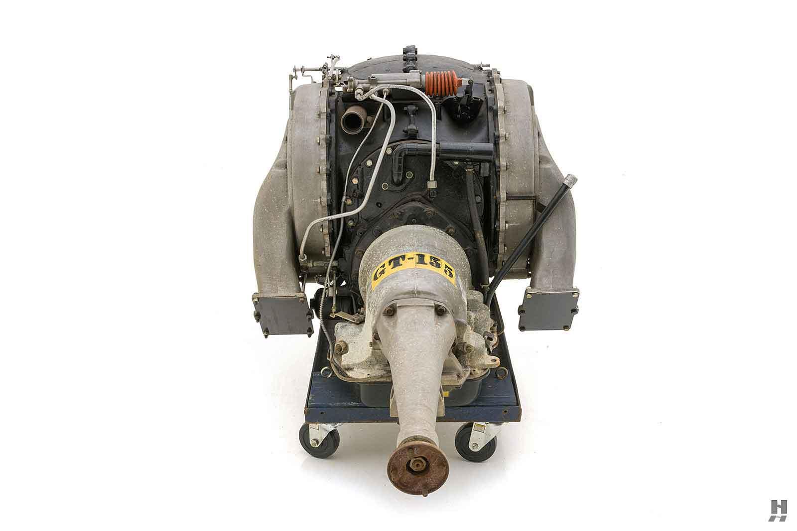 No entanto, não está claro qual é o estado de funcionamento desse motor em particular. Foto: Divulgação