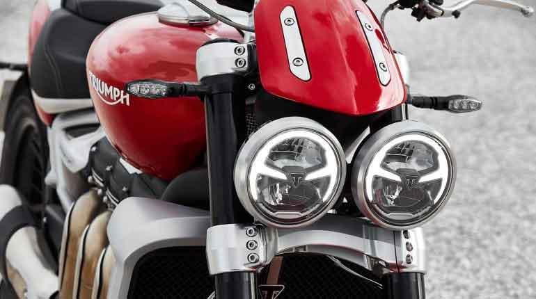 ROCKET 3 R: UMA MOTOCICLETA LENDÁRIA. Foto: Divulgação