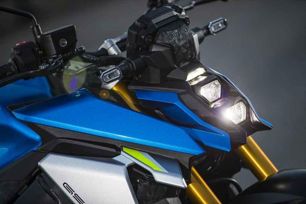 Suzuki lança nova GSX-S1000 com novo farol por R$ 83 mil. Foto: Divulgação
