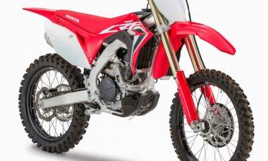 Honda comunica recall do modelo CRF 450R. Foto: Divulgação