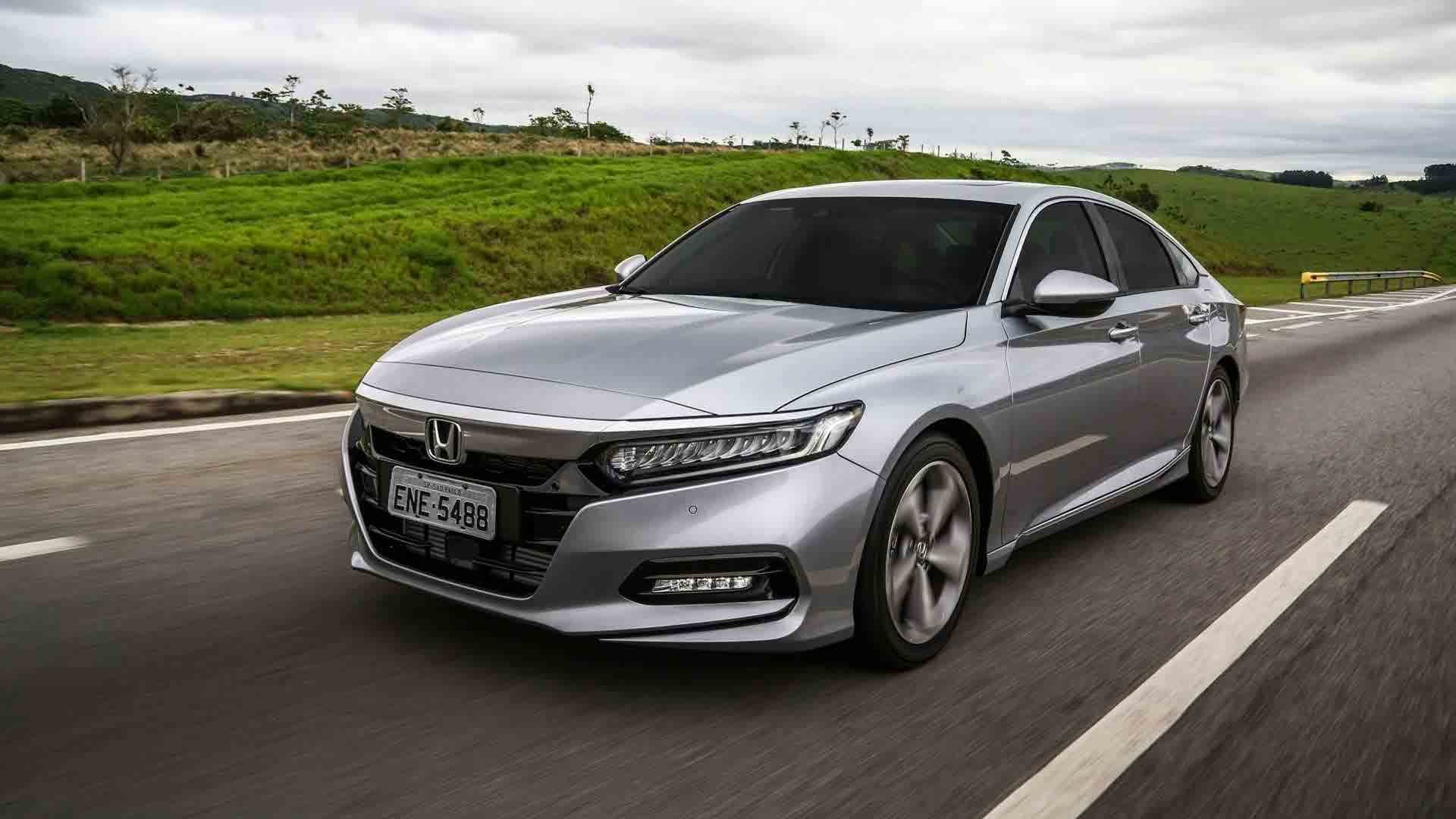 Honda convoca proprietários dos modelos Civic Touring, Accord, CR-V e HR-V Touring para reparo da bomba de combustível. Foto: Divulgação