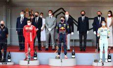 Verstappen vence em Mônaco e supera Hamilton no Mundial de Fórmula 1. Foto: Reprodução Twitter
