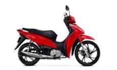 Sendo um dos mais econômicos do mercado, o motor de 125cc da Biz faz mais de 40 km por litro. Foto: Divulgação