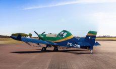 Embraer vende de oito aviões agrícolas Ipanema no mês de janeiro. Foto: Divulgação