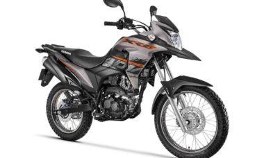 Nova Honda XRE 190 Special Edition, chega por R$15.800. Foto: Divulgação