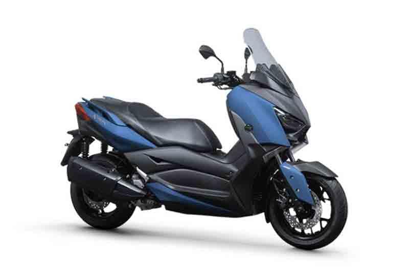 Yamaha XMAX 250. Foto: DivulgaçãoYamaha XMAX 250. Foto: Divulgação