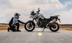 Loncin lança duas novas bigtrails, Voge 650DS e 650DSX por R$ 40 mil. Foto: Divulgação