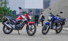 Nova Honda CG 160 2022, veja as novidades, preço e ficha técnica. Foto: Divulgação