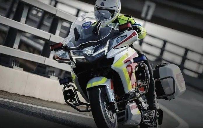Conheça a CF1250J, a maior moto feita na China. Foto: Divulgação