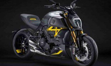 Ducati lança nova versão da Diavel 1260 S. Foto: Divulgação