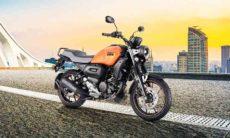 Yamaha lança a nova FZ-X FI com apelo retrô por menos de R$ 8 mil. Foto: DivulgaçãoYamaha lança a nova FZ-X FI com apelo retrô por menos de R$ 8 mil. Foto: Divulgação