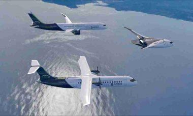 Airbus anuncia criação de centros tecnológicos para acelerar criação de aviões a hidrogênio. Foto: DivulgaçãoAirbus anuncia criação de centros tecnológicos para acelerar criação de aviões a hidrogênio. Foto: Divulgação