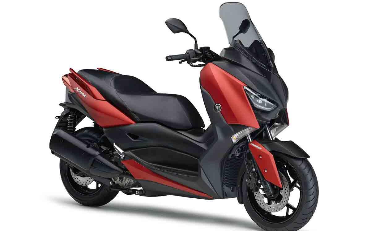 Yamaha XMAX 250 ficou na 9ª posição. Foto: Divulgação
