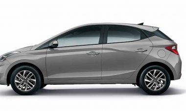 Veja a lista com os 20 carros mais vendidos no Brasil. Foto: Divulgação